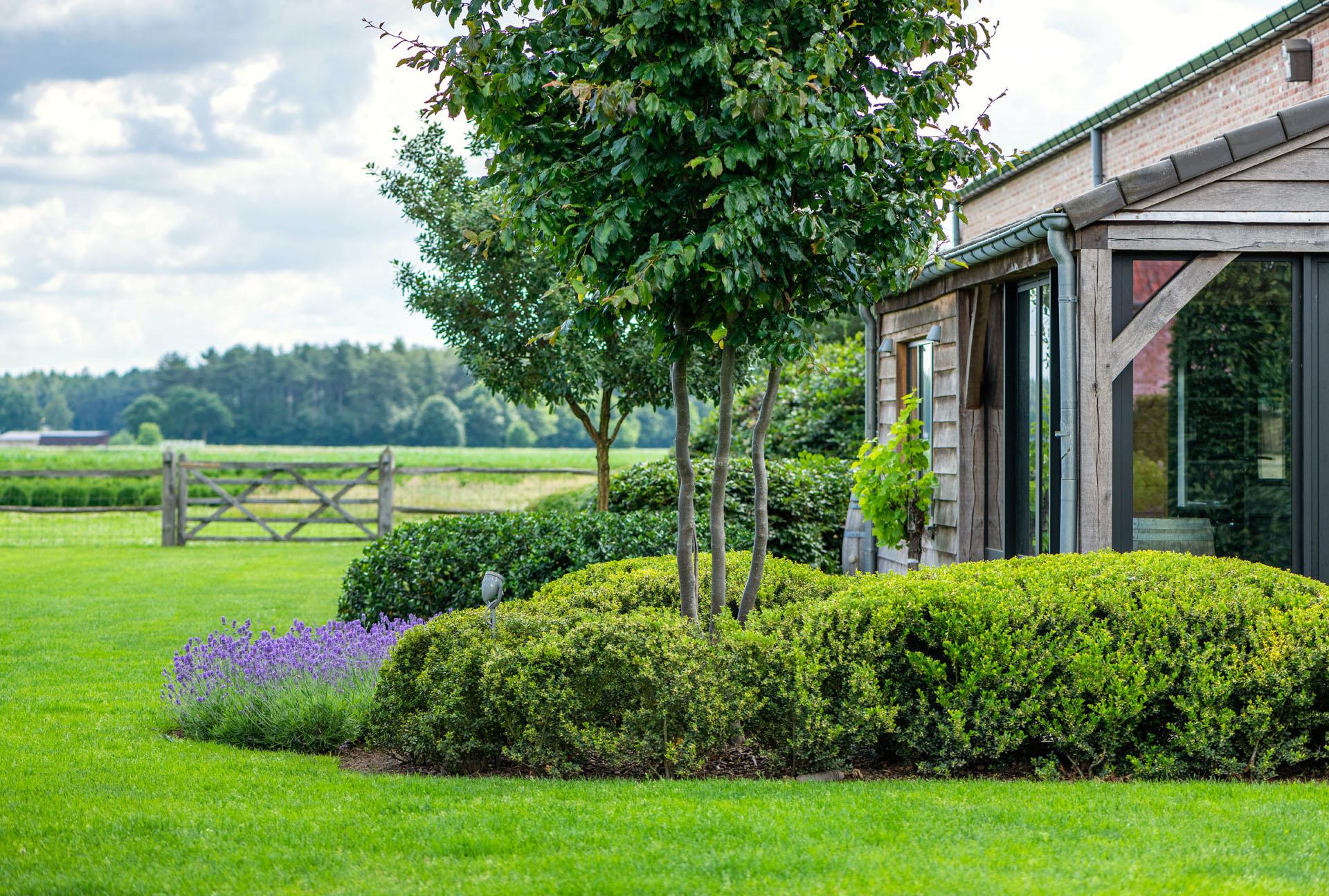 Landelijke tuin - V&V Groenservice